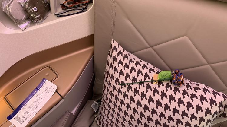 On board Singapore Airlines Flight 21 — the new world\'s longest ...