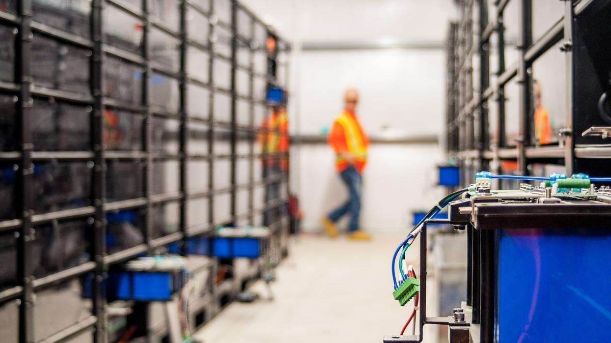 Powin Energy, Tualtin battery energy storage comapny, goes private, rings up deals - Portland Business Journal