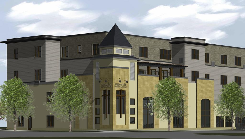 101-unit senior-housing complex planned for Selby Avenue in St. Paul