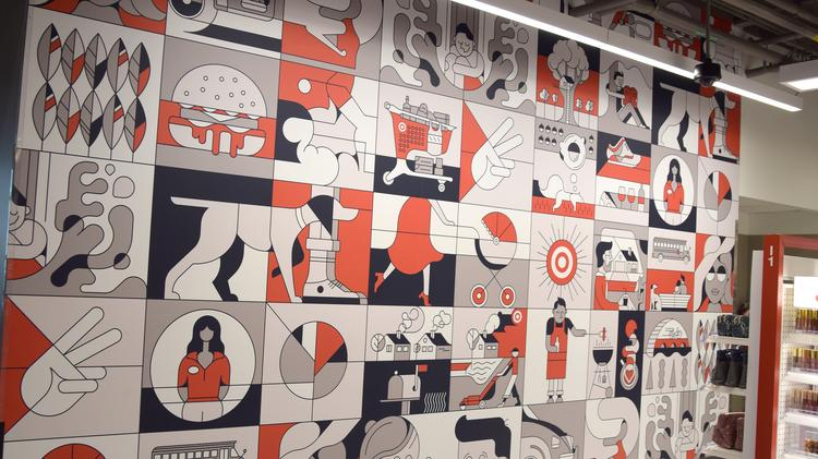 See inside Target's first small-format store at Dallas' Preston