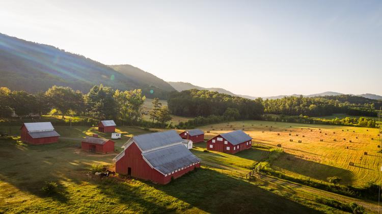 Check out 715-acre historic north Georgia farm listed for