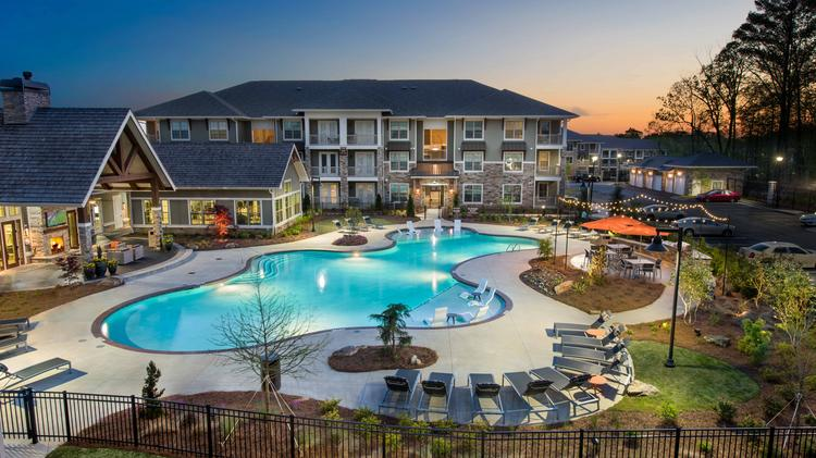 Two Atlanta area apartment communities sold for nearly $133M