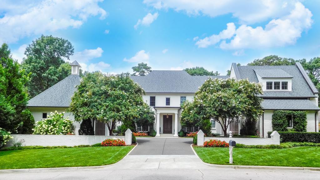 Former Steelers coach Bill Cowher sells his Raleigh home (Photos)