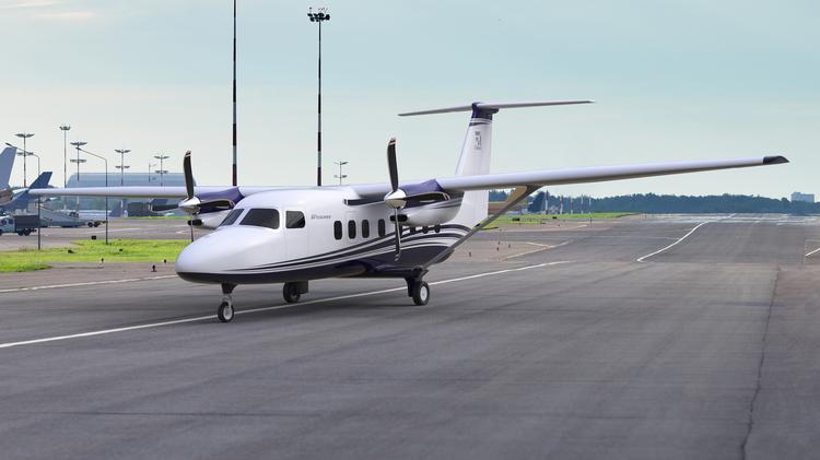 See inside Textron Aviation's new Cessna SkyCourier - Wichita