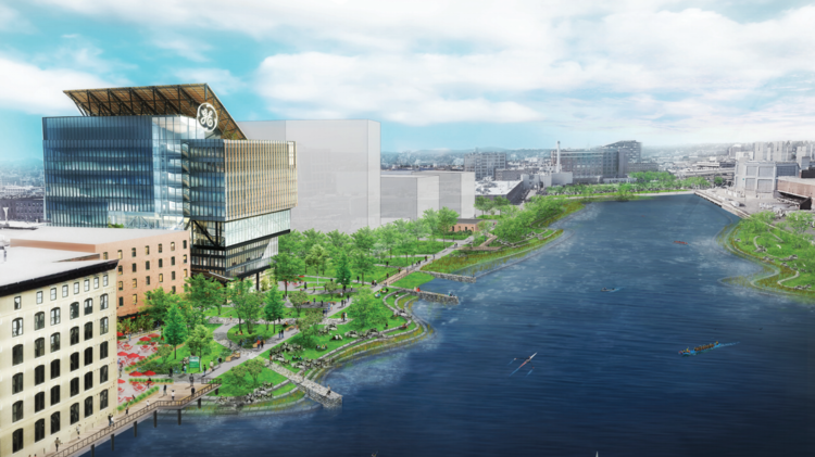 ge throws support behind walsh s new coastal resilience plan
