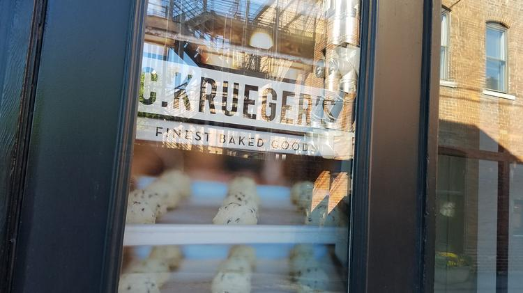 Cheryl Krueger back in business with a Short North bakery