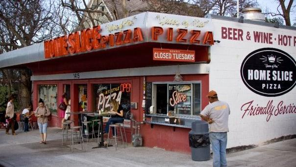 pizza open on christmas day austin
