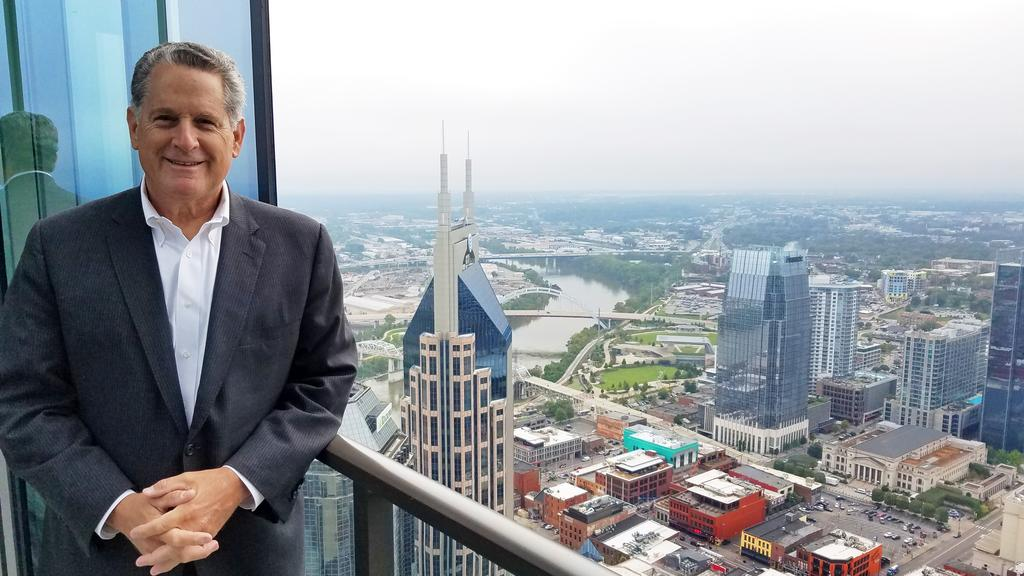 Giarratana's new $8M penthouse is his test lab for 60-story Paramount plans