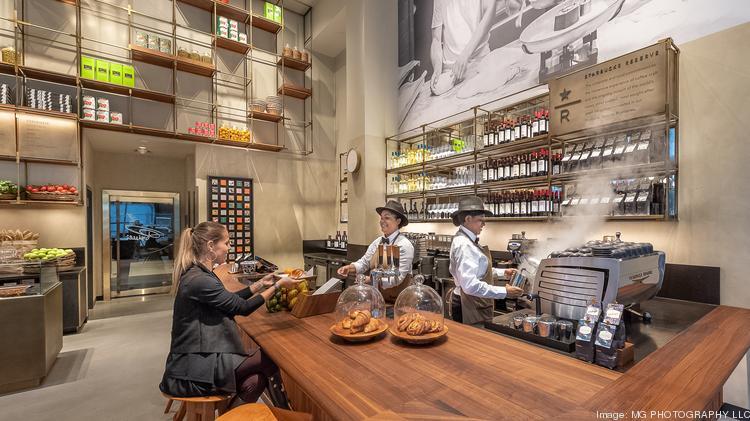 Take a peek inside Starbucks' latest Princi in NYC (PHOTOS