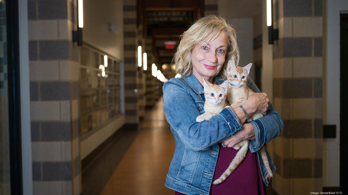 Houston Spca Opens Campus For All Animals Project Houston Business Journal