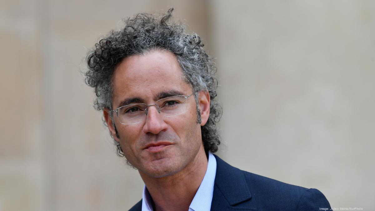 Palantir Technologies may buy out Morgan Stanley stake after