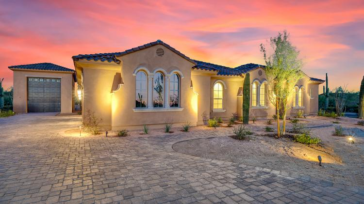 Bellago Homes Is Building Homes Throughout Metro Phoenix, Including This  Home At Tonto Forest Estates