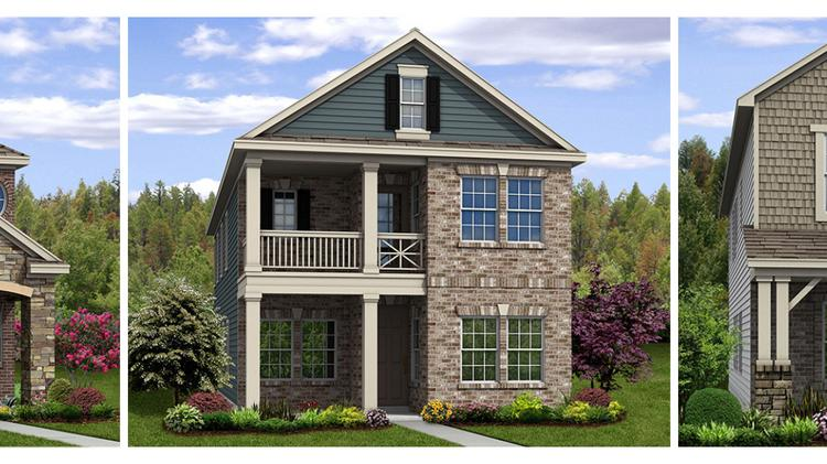 Meritage Homes To Build Hundreds Of Residences In Pineville