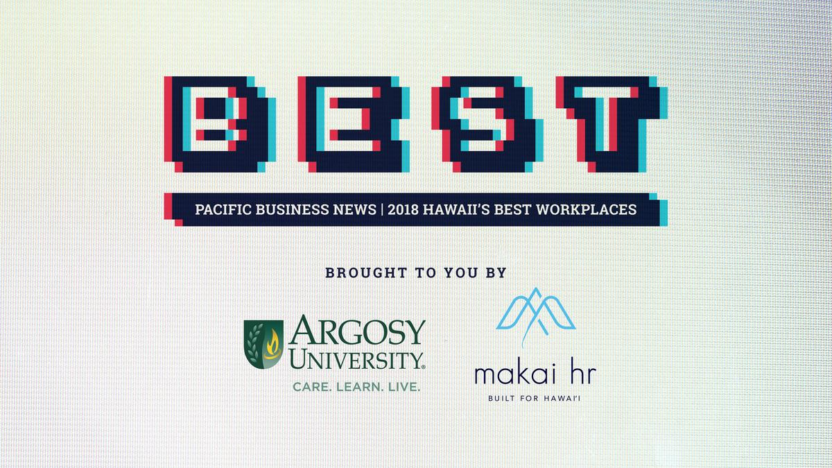 Hawaii's Best Workplaces 2018: Medium-sized companies