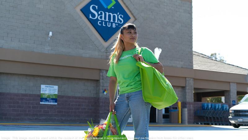 Sam's Club offers same-day delivery via Instacart - Bizwomen