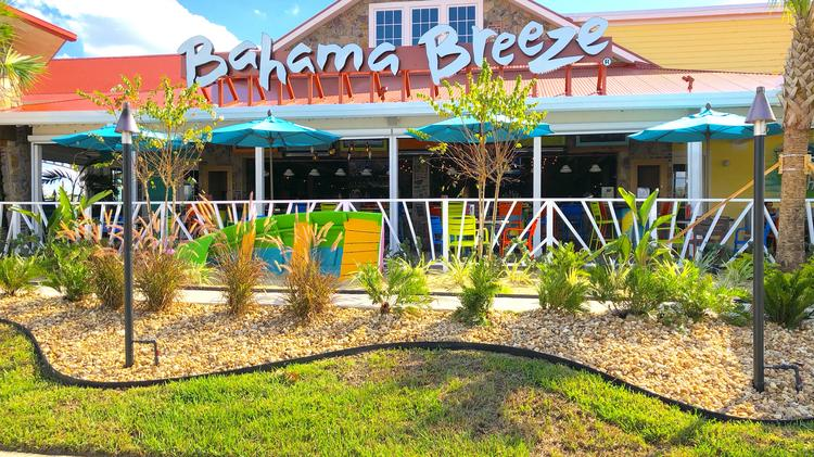 Darden Restaurants-owned (NYSE: DRI) Bahama Breeze opens near ...