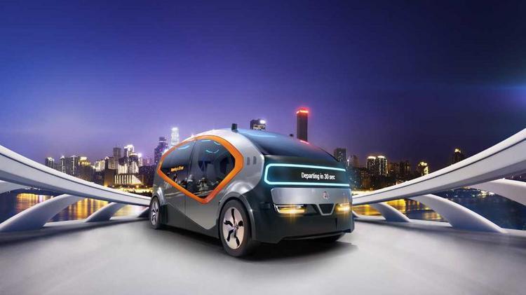 Caterpillar invests in electric-car maker Fisker - L A  Biz