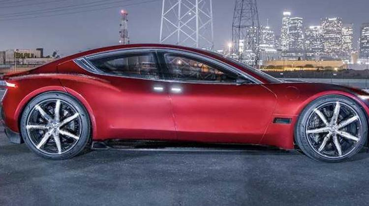 Fisker Inc Is Developing Electric Vehicles And Proprietary Solid State Battery Technologies
