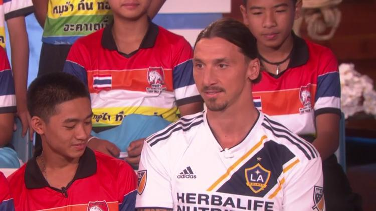 check out f59e7 71d7c Ibrahimovic has provided plenty of big moments for LA Galaxy ...