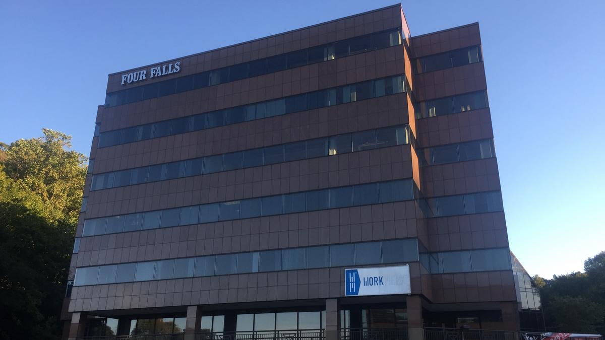 Keystone Property Group buys Four Falls - Philadelphia