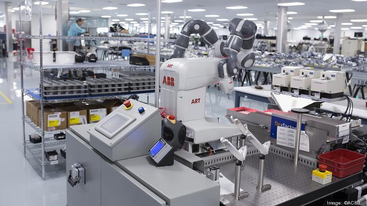 garmin opens warehouse manufacturing facility at olathe