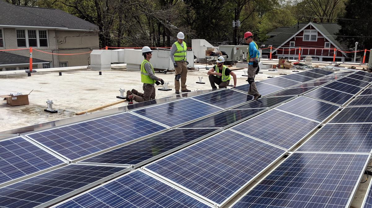 NCSEA adopts conduct standards for solar installers - Charlotte