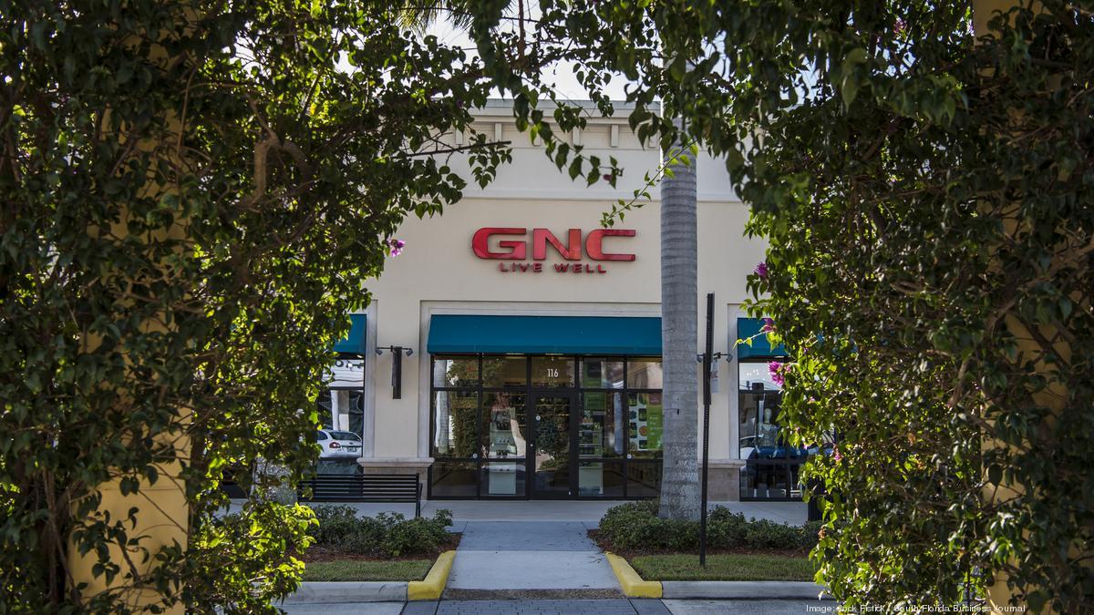 stores similar to gnc