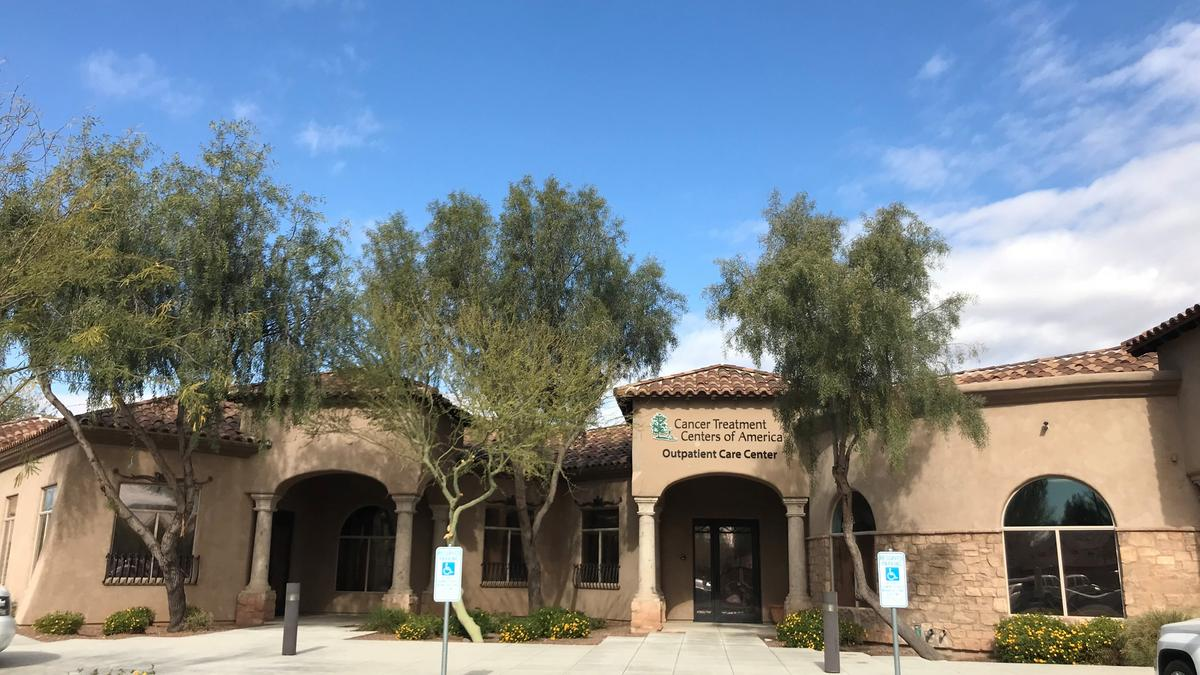 cancer treatment centers of america north phoenix