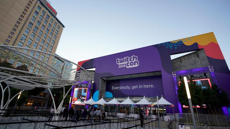 TwitchCon 2018 and Twitch CEO Emmett Shear take over San