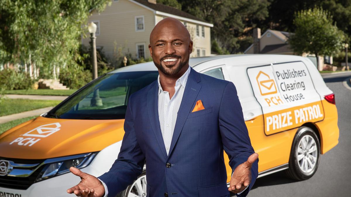 Publishers Clearing House ads featuring Wayne Brady in campaign by