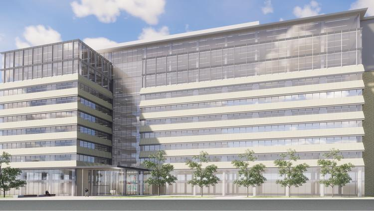 wmata paid for its new headquarters in d c washington business