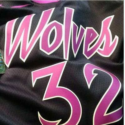 952d2e462 Timberwolves to honor Prince with  Purple Rain -inspired uniforms -  Minneapolis   St. Paul Business Journal