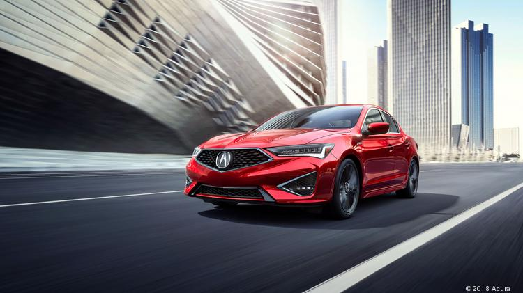 automotive minute: 2019 acura ilx looks better, has a lower price