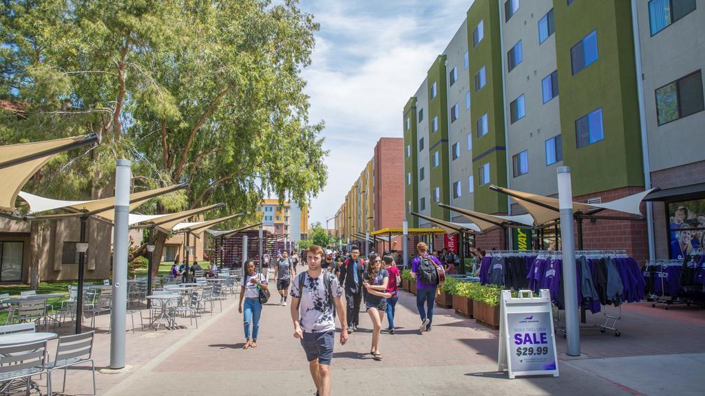 Nonprofit Status Impact On Grand Canyon University Phoenix