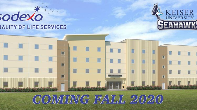 A 208 Bed Student Housing Complex Is Planned At Keiser University In West Palm Beach