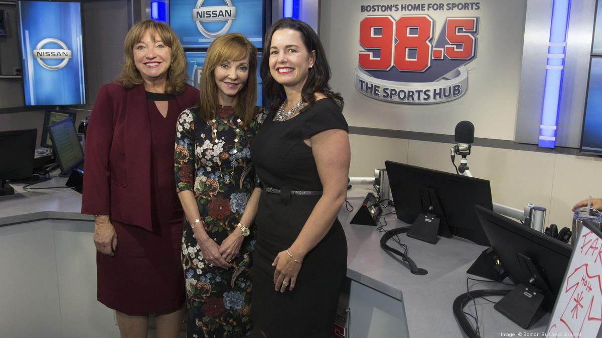 Boston Radio Stations >> Meet The Women Behind The Sports Hub Wbz 98 5 Fm One Of