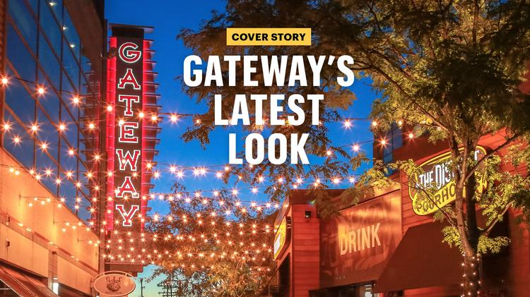 After 13 years, Gateway University District begins to get