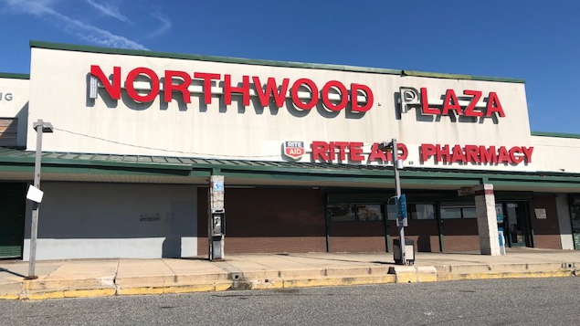 $50M redevelopment of Northwood Plaza gets going as bulldozer chips