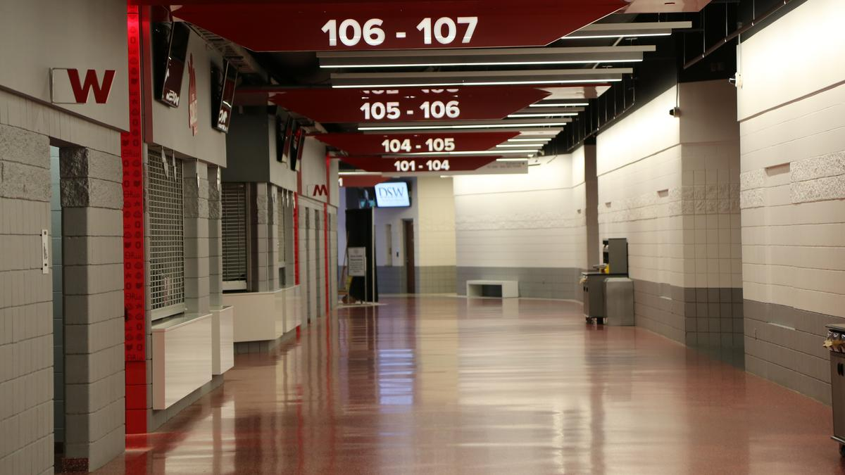 Photos Ohio State University S Schottenstein Center Unveils 34 Million Renovation Columbus