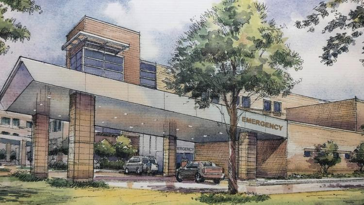 Northeast Methodist Hospital To Undergo 46m Expansion San Antonio