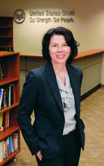 <strong>Suver</strong> named to lead HR/administration at U.S. Steel