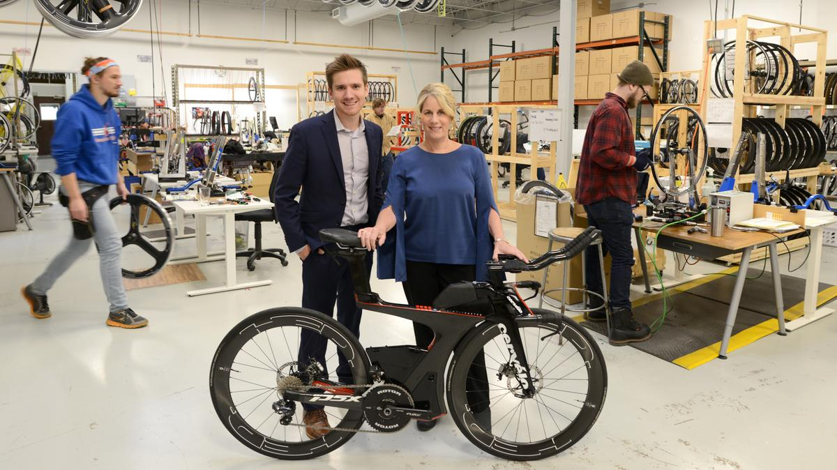 Hed Cycling Products enjoys reputation as global leader in racing bike wheels - Minneapolis / St. Paul Business Journal