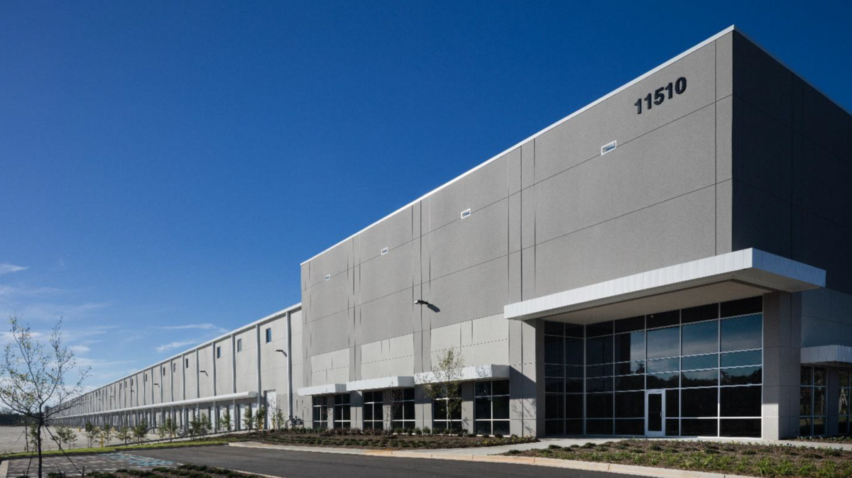Nearly 2 Million Square Foot Distribution Center Planned In Coweta County Atlanta Business