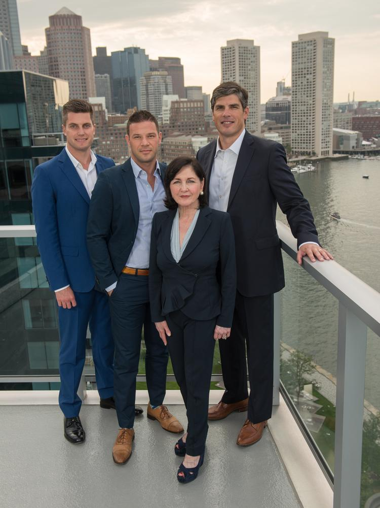 Boutique real estate firm CL Waterfront Properties is joining Boston Realty Advisors. The CL Waterfront team includes Scott Accorsini, Travis Sachs, Carmela Laurella and Dave Costello.