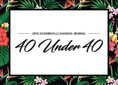 2019 - 40 Under 40