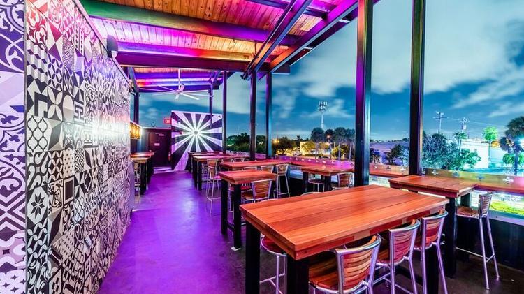 Tap 42 Creators Open Bar Rita In Fort Lauderdale Photos