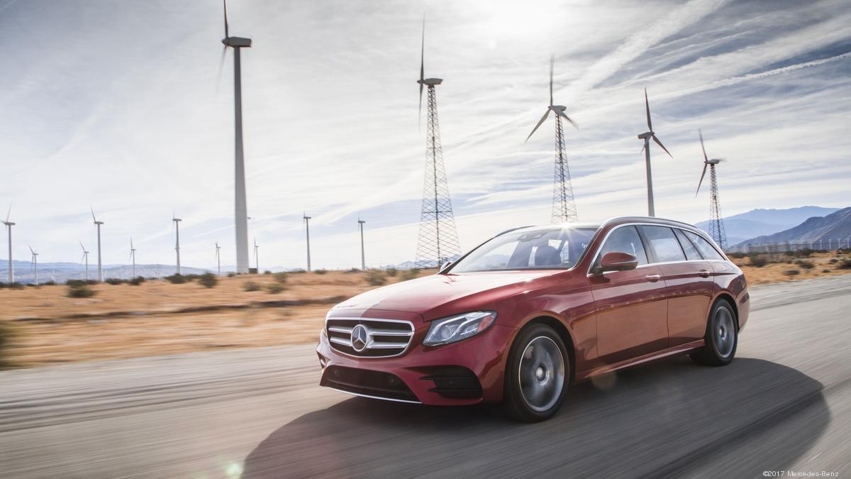 Automotive Minute: 2019 Mercedes-Benz E 450 is horribly proficient