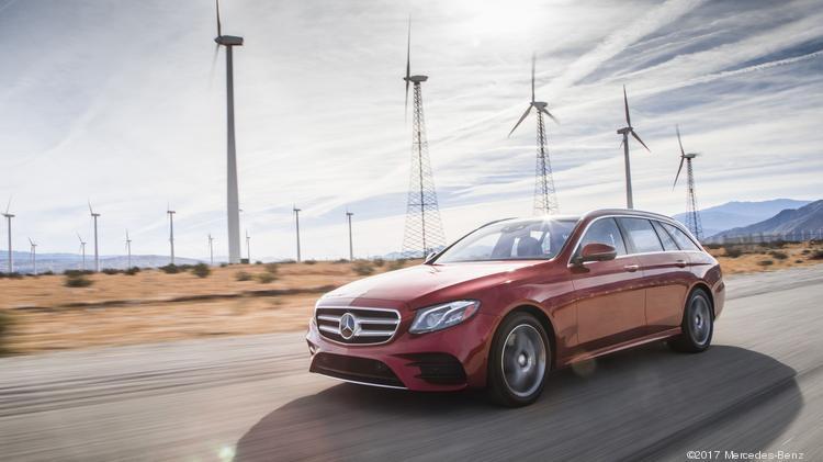 Automotive Minute: 2019 Mercedes-Benz E 450 is horribly