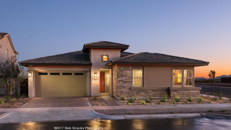 Scottsdale Based Maracay Homes Is Building 53 Smart At Eastmark A Master