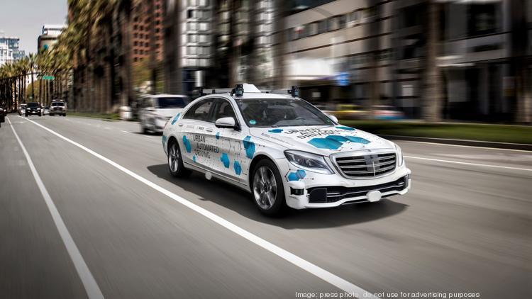Mercedes San Jose >> Daimler Ag And Bosch To Launch Mercedes Benz Self Driving